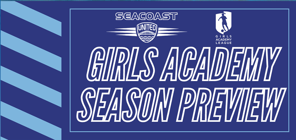 Girls Academy 2021 Spring Preview